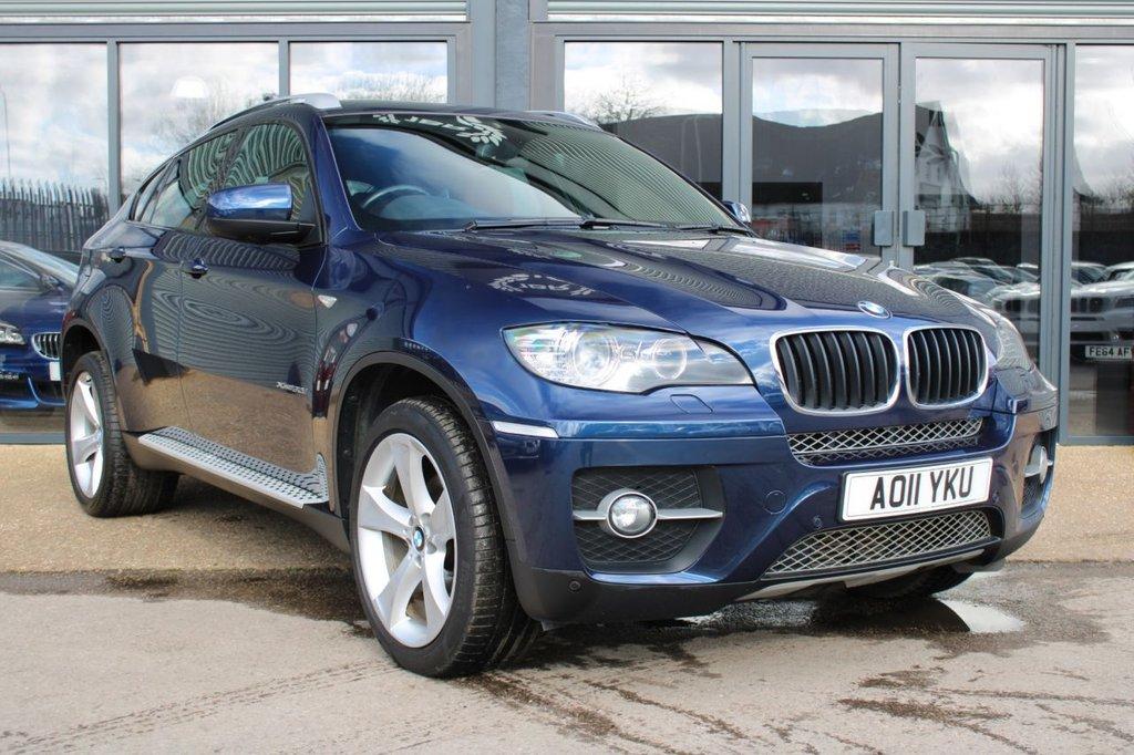 USED 2011 11 BMW X6 3.0 XDRIVE30D 4d 241 BHP