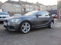 USED 2013 13 BMW 1 SERIES 2.0 120D M SPORT 3d 181 BHP