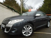 USED 2010 10 RENAULT MEGANE 1.6 I-MUSIC VVT 2d 110 BHP GUARANTEED TO BEAT ANY 'WE BUY ANY CAR' VALUATION ON YOUR PART EXCHANGE