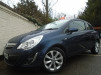 USED 2012 62 VAUXHALL CORSA 1.2 ACTIVE AC 3d 83 BHP GUARANTEED TO BEAT ANY 'WE BUY ANY CAR' VALUATION ON YOUR PART EXCHANGE