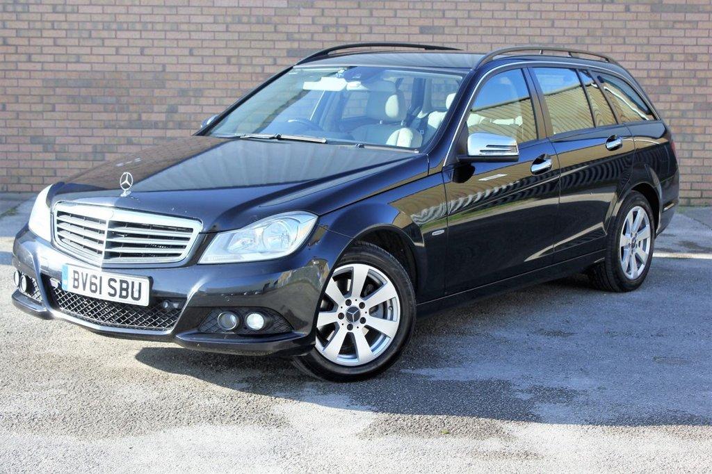 USED 2011 P MERCEDES-BENZ C CLASS 2.1 C220 CDI BLUEEFFICIENCY SE EDITION 125 5d 170 BHP Excellent Diesel Auto Estate - Mercedes!