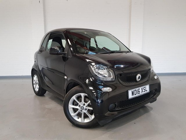 USED 2016 16 SMART FORTWO 1.0 PASSION 2d 71 BHP