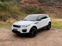 USED 2015 65 LAND ROVER RANGE ROVER EVOQUE 2.0 ED4 SE TECH 5d 148 BHP FACE LIFT SAT NAV  LEATHER