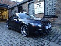 2010 AUDI TT 2.0 TDI QUATTRO S LINE SPECIAL EDITION 2d 170 BHP £9495.00