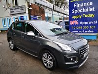 2014 PEUGEOT 3008 1.6 HDI ACTIVE 5d 115 BHP, One Owner from new, only 41000 miles £6995.00
