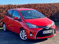 USED 2015 65 TOYOTA YARIS 1.5 VVT-I SPORT M-DRIVE S 5d AUTOMATIC * BUILT IN BLUETOOTH HANDSFREE *