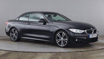 2016 BMW 4 SERIES 2.0 420D M SPORT 2d 188 BHP £19490.00