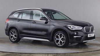 2016 BMW X1 2.0 XDRIVE 18D XLINE 5d 148 BHP £16490.00