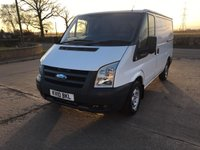USED 2010 10 FORD TRANSIT 2.2 280 LR 85 BHP