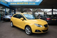USED 2012 12 SEAT IBIZA 1.2 TSI SPORTRIDER 3dr 103 BHP *** ZERO DEPOSIT FINANCE *** NEED FINANCE??? APPLY WITH US!!!