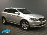 USED 2014 64 VOLVO XC60 2.4 D5 SE LUX NAV AWD 5d AUTO  * 0% Deposit Finance Available