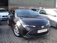 USED 2019 19 TOYOTA COROLLA 1.8 VVT-I ICON TECH 5d 121 BHP ANY PART EXCHANGE WELCOME, COUNTRY WIDE DELIVERY ARRANGED, HUGE SPEC
