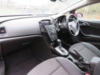 USED 2016 VAUXHALL ASTRA 1.4 GTC SRI 3d 138 BHP
