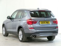 USED 2016 66 BMW X3 3.0 30d SE xDrive 5dr ***** £2,865 of EXTRAS *****