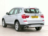 USED 2016 66 BMW X3 2.0 20d SE xDrive 5dr ***** £4,880 of EXTRAS *****