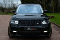USED 2017 17 LAND ROVER RANGE ROVER 3.0 TD V6 Vogue Auto 4WD (s/s) 5dr FULLY LOADED+DIRECT FROM LR