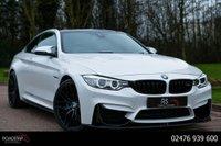 2015 BMW M4 3.0 BiTurbo DCT (s/s) 2dr £27990.00