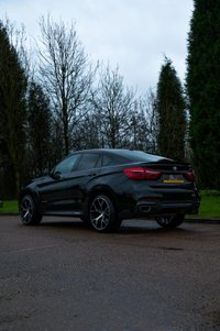 USED 2018 18 BMW X6 3.0 30d M Sport Auto xDrive (s/s) 5dr NAV+HEAD UP DISPLAY+D/COCKPIT