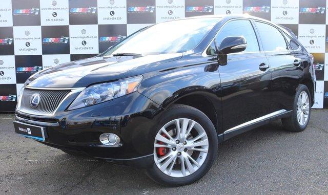 2010 10 LEXUS RX 3.5 450H SE-I 5d 249 BHP