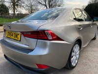USED 2014 64 LEXUS IS 2.5 300H EXECUTIVE EDITION.