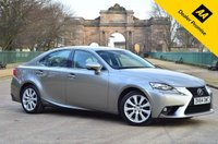 2014 LEXUS IS 2.5 300H EXECUTIVE EDITION. £13680.00