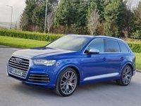2016 AUDI Q7 4.0 SQ7 TDI QUATTRO 5d 429 BHP £44450.00