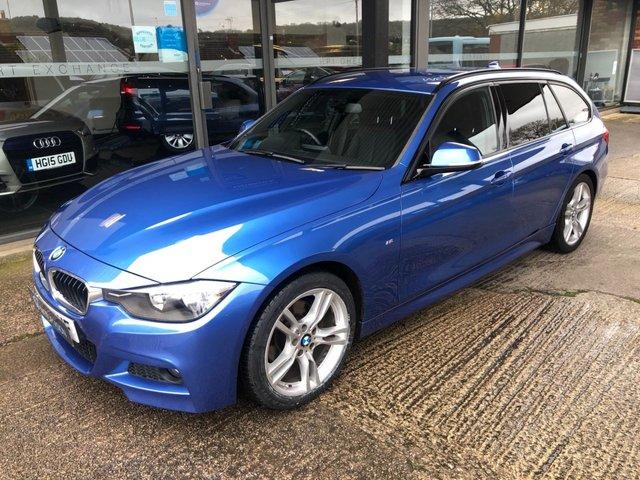 2014 64 BMW 3 SERIES 2.0 320D M SPORT TOURING 5d 181 BHP