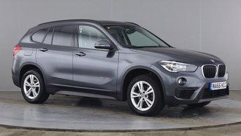 2016 BMW X1 2.0 SDRIVE 18D SE 5d 148 BHP £15490.00