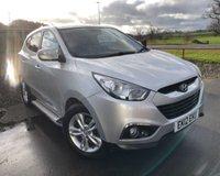 2012 HYUNDAI IX35 1.7 STYLE CRDI  5d 114 BHP £6850.00