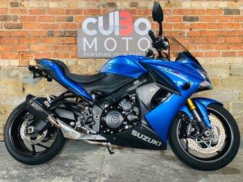 2015 SUZUKI GSX-S1000F FA L6 £5790.00