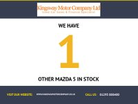 USED 2011 11 MAZDA 5 2.0 SPORT 5d 148 BHP *FANTASTIC SPECIFICATION* GUARANTEED TO BEAT ANY 'WE BUY ANY CAR' VALUATION ON YOUR PART EXCHANGE