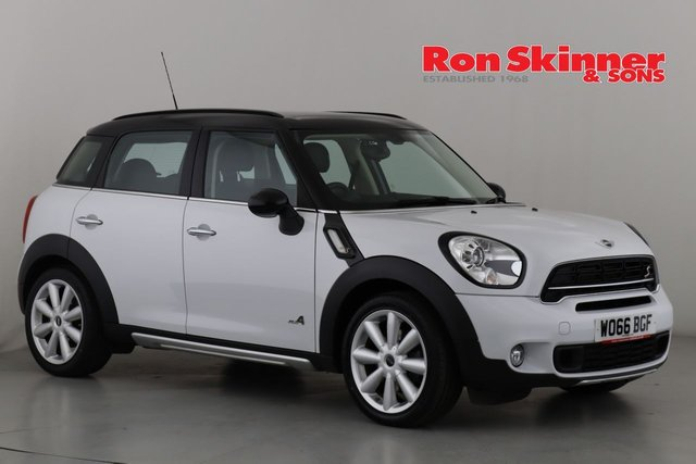 View our 2016 66 MINI COUNTRYMAN 1.6 COOPER S ALL4 5d 184 BHP