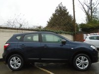 USED 2012 61 NISSAN QASHQAI 1.6 ACENTA IS DCIS/S 5d 130 BHP GUARANTEED TO BEAT ANY 'WE BUY ANY CAR' VALUATION ON YOUR PART EXCHANGE