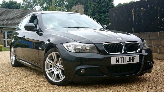 2011 11 BMW 3 SERIES 2.0 318i M Sport 4dr SALOON (2011)