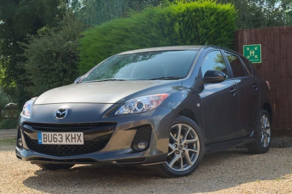 USED 2013 63 MAZDA 3 1.6 TD Venture Edition 5dr HATCHBACK (2013) *Now Sold! Thank you for all the interest!*