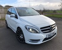 2012 MERCEDES-BENZ B-CLASS 1.8 B180 CDI BLUEEFFICIENCY SPORT 5d 109 BHP £8750.00