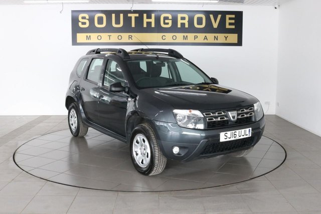 USED 2016 16 DACIA DUSTER 1.5 AMBIANCE DCI 5d 109 BHP