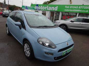 View our FIAT PUNTO