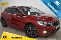 USED 2016 16 CITROEN DS 4 1.6 BLUEHDI ELEGANCE S/S 5d 120 BHP HATCHBACK