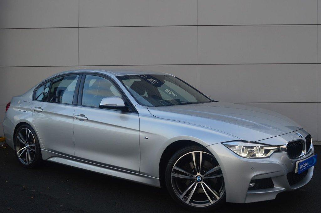 USED 2016 BMW 3 SERIES 3.0 330D M SPORT 4d 255 BHP