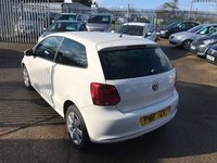 USED 2011 61 VOLKSWAGEN POLO 1.4 MATCH 3d 83 BHP
