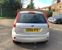 USED 2008 58 FORD FIESTA GHIA 16V