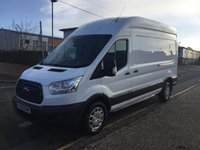 2018 FORD TRANSIT 350 LWB L3 H3 130ps £15990.00