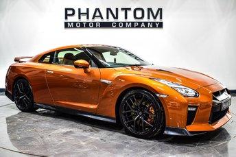 2016 NISSAN GT-R 3.8 PRESTIGE 2d 562 BHP £59990.00