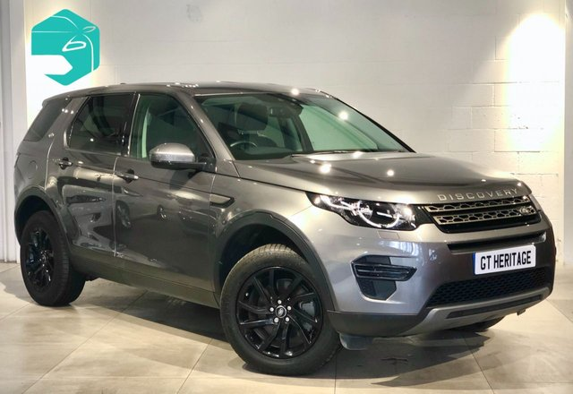 2017 67 LAND ROVER DISCOVERY SPORT 2.0 TD4 SE [7SEATS][ULEZ HAPPY]