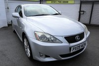 2009 LEXUS IS 2.2 220D SE 4d 175 BHP £3100.00