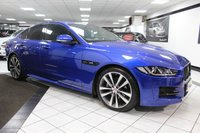 USED 2017 67 JAGUAR XE 2.0 R-SPORT AUTO 180 BHP 1 OWNER CAMERA 19'S BLACK PACK