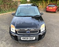 USED 2008 58 FORD FUSION 1.6 ZETEC CLIMATE 5d 100 BHP