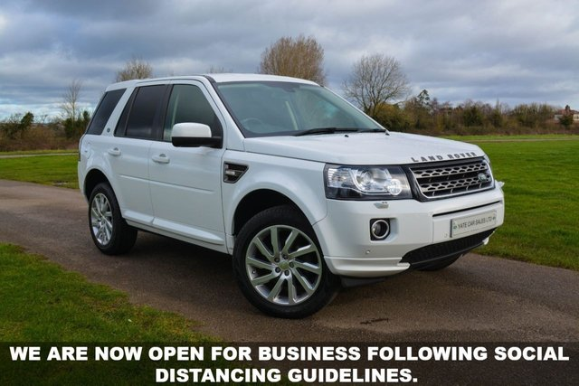 2014 64 LAND ROVER FREELANDER 2 2.2 SD4 SE TECH 5d 190 BHP (FREE 2 YEAR WARRANTY)