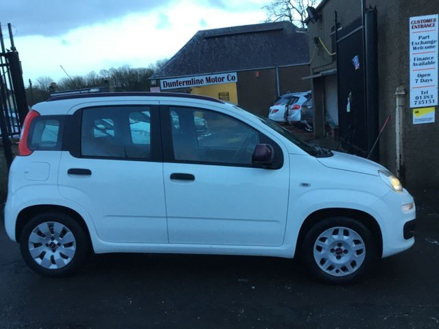 USED 2012 12 FIAT PANDA 1.2 POP 5d 69 BHP ++LOW MILEAGE CAR COMES WITH A FREE 12 MONTHS AA BREAKDOWN COVER++